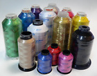 Giant thread sale $1 each large cones embroidery sewing  machine 5500 yd King