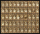 1912 C46 Imperial Tobacco Baseball Cards 9