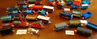 Huge Lot of 50 Thomas the Train Plastic Engines & Cars w/Toby & Belle 2006-2017