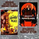 HAUNTED PALACE + PREMATURE BURIAL Ronald Stein PERCEPTO Score CD Poe NEW OOP