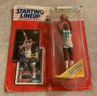 Starting Lineup 1993 Alonzo Mourning Charlotte Hornets rookie piece