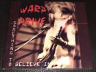 Something To Believe In [Digipak] By Warp Drive (CD, 2011, AOR Blvd Records)RARE