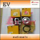 C4.4 piston ring for caterpillar excavator engine rebuild 312D 315D 318D