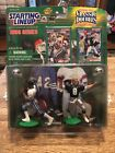 1998 STARTING LINEUP TROY AIKMAN EMMITT SMITH DALLAS COWBOYS CLASSIC DOUBLES
