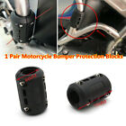 1Pair 22/25/28mm Universal Motorcycle Engine Protect Bumper Decor