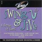 Number 1 Hits: Swing and Jive - Audio CD - VERY GOOD
