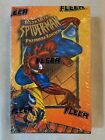 1995 fleer ultra spiderman Masterpieces Premiere Edition Factory Sealed Box