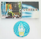 VERTEX self-titled CD 1996 Industrial Rock RATT Stephen Pearcy SAVATAGE OOP