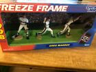 Starting Lineup 1998 Greg Maddux Atlanta Braves Freeze Frame NEW