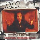 DIO - Snapshot / Ten Great Tracks Plus 4 Snapshots - Hard Rock Pop Music CD
