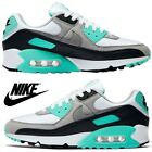 Nike Air Max 90 Mens Sneakers Running Athletic Comfort Sport Gym Casual White