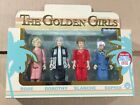 The Golden Girls ReAction Figure Box Set NYCC Comic Con Funko 2016 Exclusive