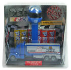 NASCAR RUSTY WALLACE #2 - PEZ BOXED GIFT SET - HELMET AND HAULER – RETIRED