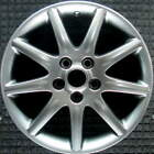 Buick Lucerne Hyper Silver 17 inch OEM Wheel 2006 to 2008