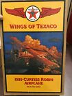 Wings of Texaco, 1929 Curtiss Robin, 6th in Series, Diecast Airplane