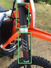 KTM SX SXF EXE EXC 125-530+ ALL MODELS - FULL SET FORK PROTECTION Forkshrink 360