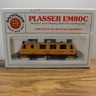 Vintage Train Bachmann Plasser EM80C Track Cleaning Diesel HO scale New in Box