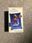 Hallmark Ornament Jack in the Box Memories #3 Pop Goes the Reindeer 2005 Tin D