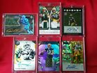 Aaron Rodgers Brett Favre Reggie White Green Bay Packers Auto Card Coll