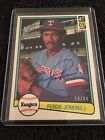 Fergie Jenkins #14 34 Auto Recollection Collection 1982 Buyback Donruss 2020