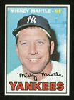Comprehensive Guide to 1960s Mickey Mantle Cards 212