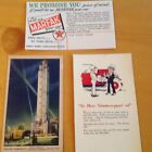 Vintage Texaco Havoline Postcards from the 1920's,30's & 40's. All are perfect