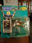 Starting lineup football 2000 2001 Ricky Williams New Orleans saints