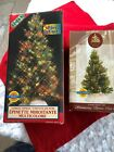 2 LEMAX fiber optic spruce trees 9