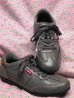 New Mens Levis Grey Sneakers Shoes with Comfort Insole Size 8