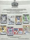 2019 LEAF METAL DRAFT BASEBALL FACTORY SEALED HOBBY BOX