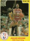 Julius Erving Cards and Memorabilia Guide 10