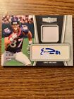 2010 Topps Football Rookie Premiere Autograph Guide 9