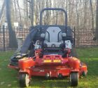 2018 Exmark zero turn mower with Bagging System / X-SERIES
