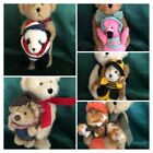 ASSORTED BOYDS PLUSH  2011 BEAR OF THE MONTH - YOU CHOOSE!
