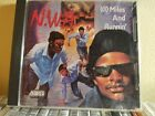 100 Miles and Runnin' [P.A.] by N.W.A. (CD, 1990, Ruthless, Priority)