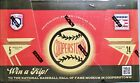 2012 Panini Cooperstown - Baseball Cards -Factory Sealed Hobby Box
