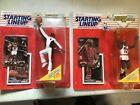 2 Starting Lineup Pippen Horace Grant action figures 1997