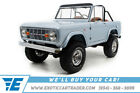 1973 Ford Bronco 50 Coyote 1973 Ford Bronco Sport