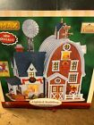 RARE Lemax Village Harvest Crossing 2006  # 65404 Lighted RETIRED