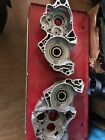 2006 suzuki rm250 engine cases plus inner clutch case and cover ...all perfect