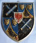 CWW1 IMPERIAL GERMAN CAST METAL SHIELD PLAQUE