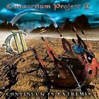 Consortium Project II - Continuum In Extremis Melodic Hard Rock Ian Parry SIGNED