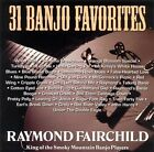31 Banjo Favorites Vol 1 by Raymond Fairchild 1997 Rural Rhythm CD Disc Only D2