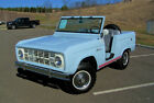 1966 Ford Bronco U13 ROADSTER 4X4 6CYL 3 SPEED UNCUT ORIGINAL VERY SOLID WAGON C 116 PICS EXCELLENT SURVIVOR COND 4WD ALL STEEL NOT EDDIE BAUER XL XLT U14 U15