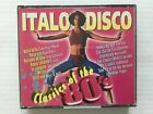 Various Artists - Italo Disco Classics Of The 80's 2CD