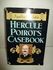 Hercule Poirots Casebook by Agatha Christie 1984 Hardcover First Edition