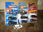 Hot Wheels Lot of 8 07 Cadillac Escalade Variation FTE Gold 2007 Bling Birthday