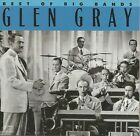 1930's RARE OOP JAZZ CD: GLEN GRAY - BEST OF THE BIG BANDS (COLUMBIA) SMOKE RING