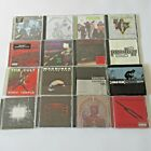16 Heavy Metal CD Bundle Metallica Tool Alice Cooper System Of A Down The Cult