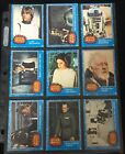 1977 STAR WARS Topps Trading Cards Series 1 Blue 66 Card Complete Set